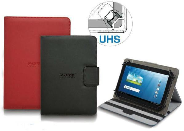 "Port Designs 201331 9"" Tablet flip Rojo funda para tablet"